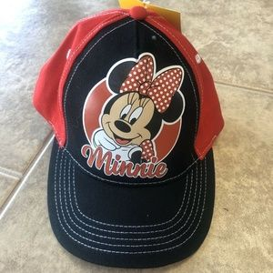 Disney Parks Minnie Mouse The One and Only Red Hat